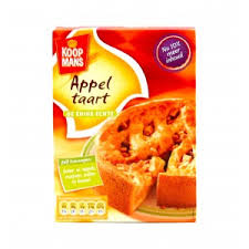 cake kwark appel